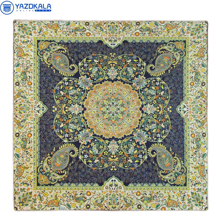 ترمه رومیزی یزد کد 1264