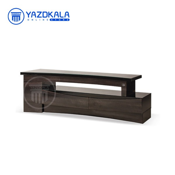 میز  تلویزیون MDF متین مدل R160 با قابلیت تغییر سایز ، 160 سانتی