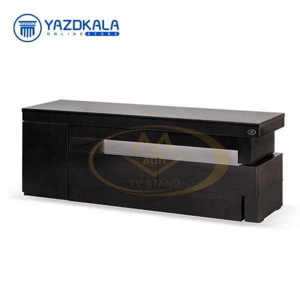 میز  تلویزیون MDF متین مدل R39 با قابلیت تغییر سایز ، 140 سانتی
