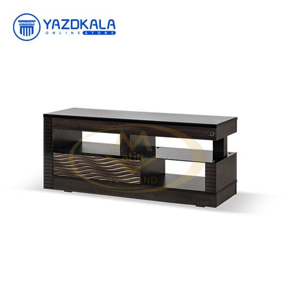 میز  تلویزیون MDF متین مدل R120 با قابلیت تغییر سایز ، 120سانتی