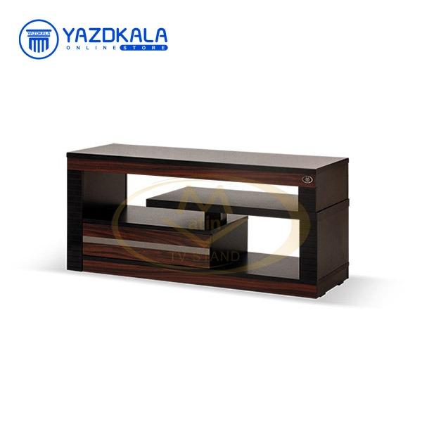 میز تلویزیون MDF  متین مدل R110  با قابلیت تغییر سایز ، 110 سانتی