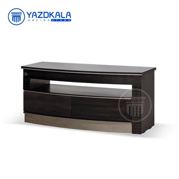 میز تلویزیون MDF متین مدل R112 با قابلیت تغییر سایز  ، 120 سانتی