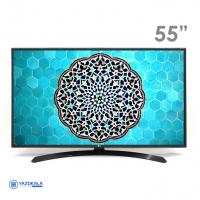 تلویزیون 55اینچ هوشمند  ال جی مدل  GI 66000 LJ با کيفيت تصوير Ultra HD-4K