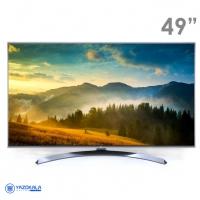 تلویزیون 49اینچ هوشمند  ال جی مدل  GI 75200LJ با کيفيت تصوير Ultra HD-4K