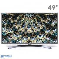 تلویزیون 49 اینچ هوشمند  ال جی مدل  GI 69000 LJ با کيفيت تصوير Ultra HD-4K